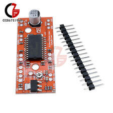 A3967 Microstepping Driver EasyDriver V4 Stepper Motor Module +Voltage Regulator