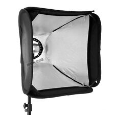 "Meking 40cm 16"" Flash Softbox with 2 diffuser & L bracket For SpeedLight Flash"