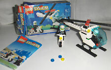 LEGO SET 6664 - CHOPPER COPS - COMPLETE (with Box & Instructions)