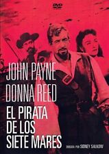 Raiders Of The Seven Seas (1953) * John Payne, Donna Reed Region 2 (UK) DVD New