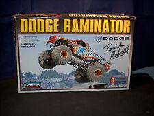 Model Kit  Dodge Raminator 4x4 Monster Truck