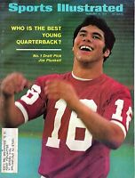 1971 2/15 Sports Illustrated,Football,magazine, Jim Plunkett, Boston Patriots~Gd