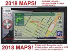 2018 PIONEER AVIC-F900BT / AVIC-F90BT / AVIC-F700BT MAP UPDATE NORTH AMERICA