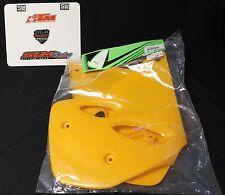 93 - 97 KTM 250 300 360 UFO ORANGE RADIATOR SHROUDS RAD COVERS KT03022#126