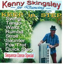 Sequence Dance by Kenny Skingsley 16 special dance CD