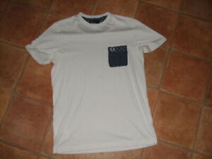 FRED PERRY DRAKES MENS T-SHIRT TOP,SIZE S,G/C,DESIGNER SHIRT/TOP,FREE UK POST