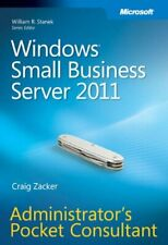 Windows Small Business Server 2011 Administrator's Pocket Con... by Craig Zacker