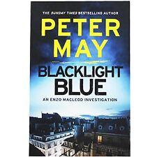 PETER MAY __ BLACKLIGHT BLUE __ BLUE COVER __ BRAND NEW __ FREEPOST UK