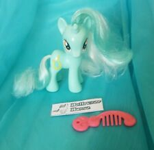 My Little Pony G4 Lyra Heartstrings & comb mlp