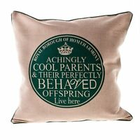 The World/'s Greatest Dad Square Scatter Cushion Gift TF157