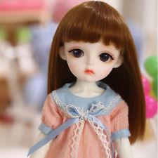 "New 10"" 1/6 Resin BJD MSD Lifelike Dolls Joint Dolls Girl Gift Linachouchou Anna"