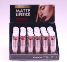 6 lipsticks - CELAVI COSMETICS Weightless Matte Lipsticks COSMLS009