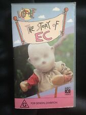 LIFT OFF ~ THE STORY OF EC ~ VERY RARE VHS VIDEO ~ ABC CHILDREN'S CLASSIC