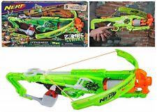 Nerf Zombie Strike OUTBREAKER Bow 5 Darts 8 Toy Gun Blaster Boys Play Crossbow
