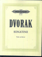 DVORAK - Sonatine - Violine und Klavier