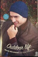 Outdoor Life - Winter Hat Kniting Pattern