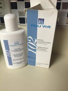 NEW Peau Vive Gentle Cleansing Milk 250ml 8.5 Fl Oz