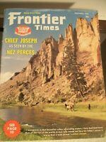 Frontier Times Sep 1967 Vintage Western Magazine - Vintage Advertising Artwork