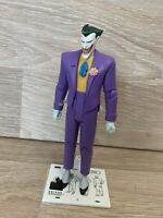 dc collectibles batman the animated series Joker Figure