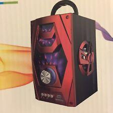 Tragbarer Portabel Akku Box Musikbox Bluetooth Lautsprecher MP3 SD USB FM-Radio