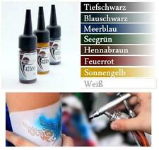 Tinta Tatuaje Temporal Senjo - 15ml