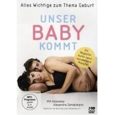 UNSER BABY KOMMT - EIN GUIDE ZUR VORBEREITUNG 2 DVD NEU