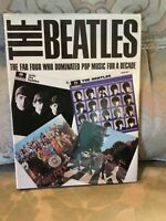 The Beatles . The Fab Four Who Dominated Pop Music For A Decade. Hardback Book.