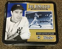 1999 - Upper Deck - Retro Joe DiMaggio . - Lunch Box - Vintage
