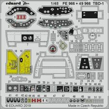 Eduard Zoom FE966 1/48 Douglas TBD-1 Devastator Great Wall Hobby