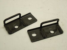 Audi A8 D3 Pair of Isofix Mounting Brackets