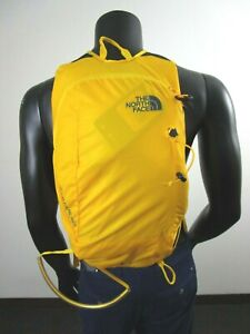 NWT The North Face TNF Rapidus 30 Ski Mountaineering Climbing Day Pack Yellow