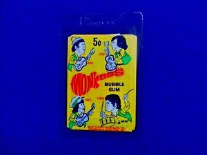 1967 (Donruss) 'Original' (Monkees) Wrapper
