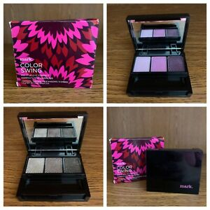 Avon MARK. COLOR SWINGS MIX IT UP COMPACT FALL IN LOVE PALETTE 6 EYESHADOW NIB