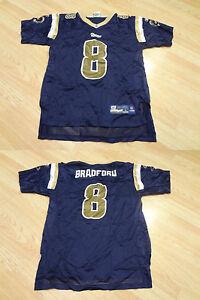 Youth St Louis Rams Sam Bradford L (14/16) Jersey Reebok Jersey