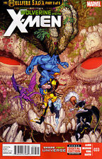 WOLVERINE AND THE X-MEN #33 NEAR MINT FIRST PRINT **BUY 2 GET 1 FREE