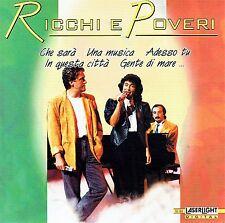 CD - RICHI E POVERI - Che Sara