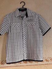 w. Neu S.Oliver ORIGINAL Jungen Hemd Gr. 152 (M)  CROSS Shirt S/S Kurzarmhemd