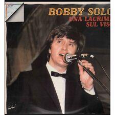Bobby Solo 2 Lp Vinile Una Lacrima Sul Viso / Disques Festival ALB 385 Nuovo