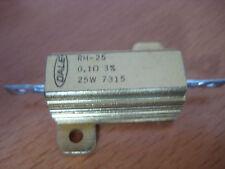 Hochlast Widerstand Resistor DAHLE RH-25 / 25W / 6,19 Ω / 3%  7501
