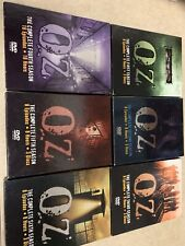OZ The Complete TV  Series, DVD HBO, 21-Disc Set, Season 1-6