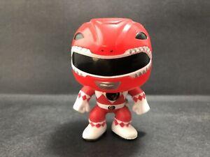 Red Ranger #23 Power Rangers (Loose/OOB) Original 2013 VAULTED Funko Pop Vinyl