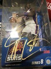 McFarlane NBA Series 8 Shawn Marion Phoenix Suns Autographed Dallas Mavericks