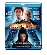 NEW - Doctor Who: The End of Time, Parts 1 and 2 [Blu-ray]