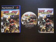MX vs. ATV EXTREME LIMITE : JEU Sony PLAYSTATION 2 PS2 (complet, envoi suivi)