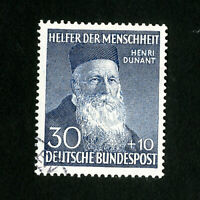 Germany Stamps # B330 VF Used Catalog Value $92.00