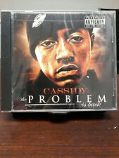 Cassidy - The Problem is Back - CD
