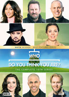 Who Do You Think You Are?: Series 15 DVD (2018) Boy George cert E 3 discs