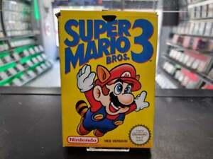 Super Mario Bros 3 - NES [Boxed - no manual] - FAST DELIVERY