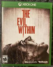 Evil Within (Microsoft Xbox One, 2014) XB1