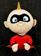 "Disney Pixar The Incredibles Jack Jack Plush Toy Stuffed Pillow Buddy Mask 15"""